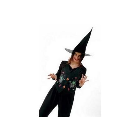 Lot de 6 plastrons Halloween mixte - tissu