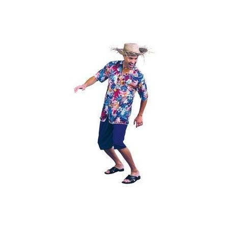 Ensemble exotique Tunique Pantalon Chapeau taille unique *