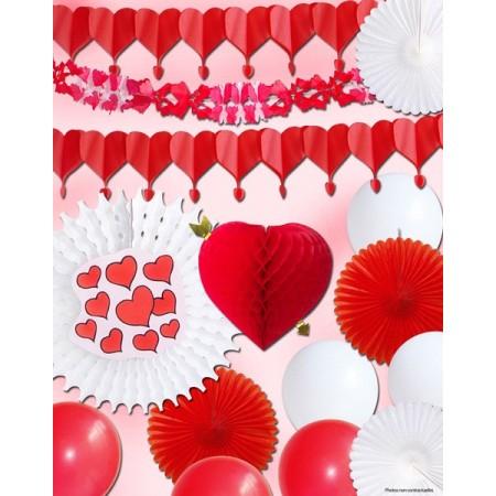Kit St Valentin - papier
