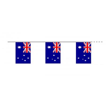 Guirlande   Australie - tissu - Long 500cm