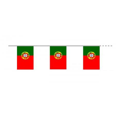 Guirlande  Portugal - plastique - Long. 400cm