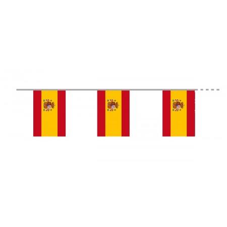Guirlande Espagne - tissu - Long. 500cm