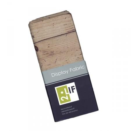 Tissu planche en bois- coupe de 2.50 m x 1.50 m