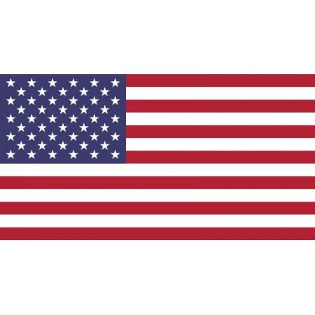 Drapeau Etats-Unis 60 x 90 cm  - tissu