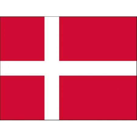 Drapeau Danemark - tissu - 60 x 90 cm