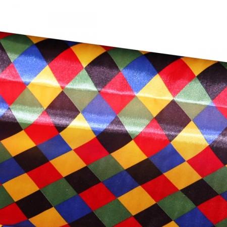 Tissu Arlequin  - Larg. 140cm  - coupe de 200 cm