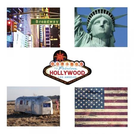 Mobiles USA x 4 - carton