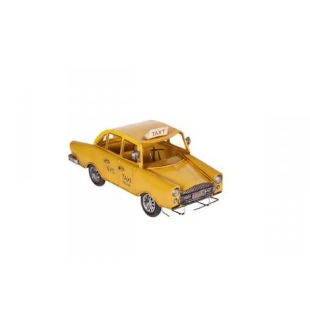 Taxi New Yorkais - métal - 34 x 12 x 14 cm