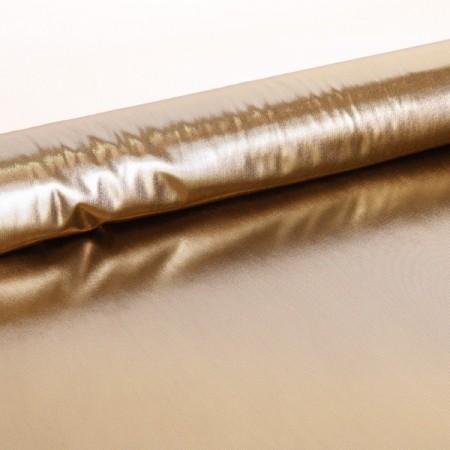 Tissu lamé OR larg 110 cm