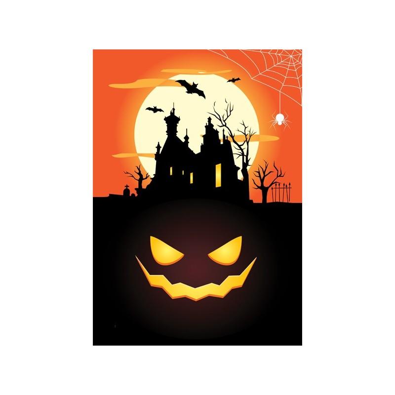 guirlande halloween affordable guirlandes d halloween with guirlande halloween trendy with. Black Bedroom Furniture Sets. Home Design Ideas