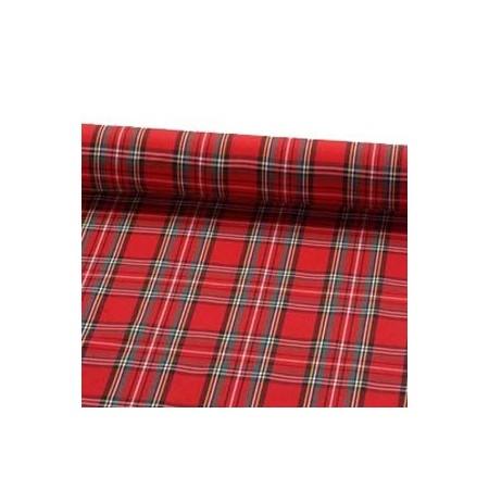 Tissu ecossais - larg. 150cm    (vendu au mètre)
