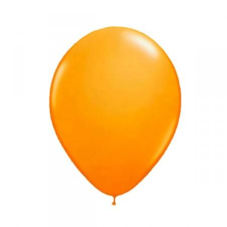 Ballons oranges x 12 - Diam. 29cm