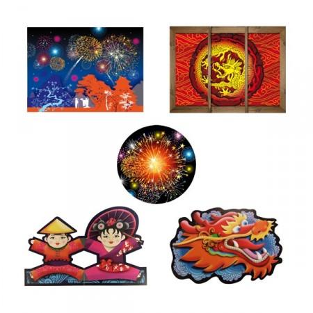Mobiles  Asie  x 5 - carton