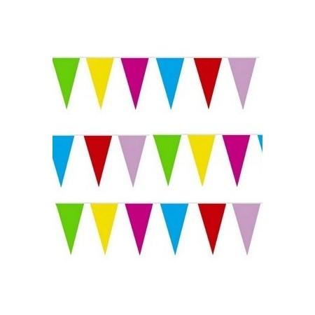 Guirlande Kermesse - papier - Long. 10 ml
