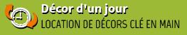 DECOR D'UN JOUR