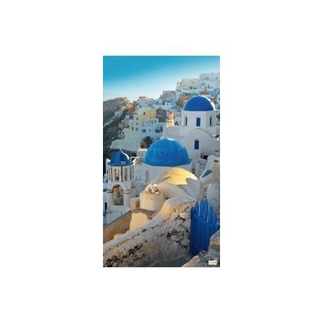 Affiche Grece- papier - 55 x 100 cm