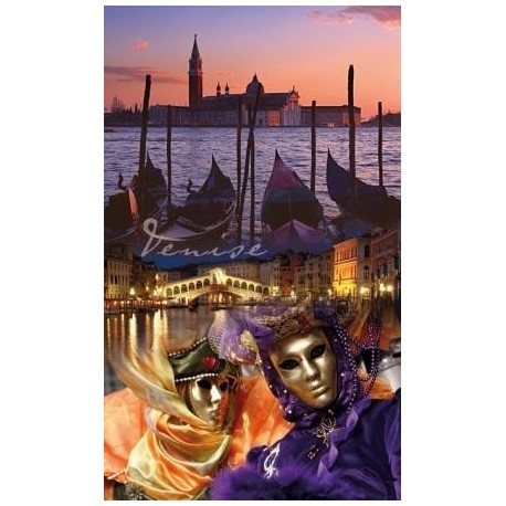 """Affiche """"Venise"""" 60 x 100 cm 250 g."""
