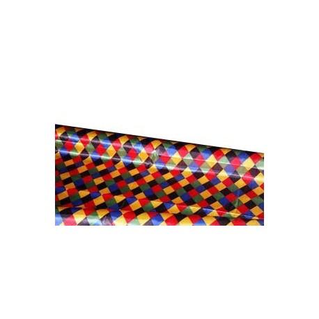 Tissu Arlequin - larg. 140cm   (vendu au mètre)