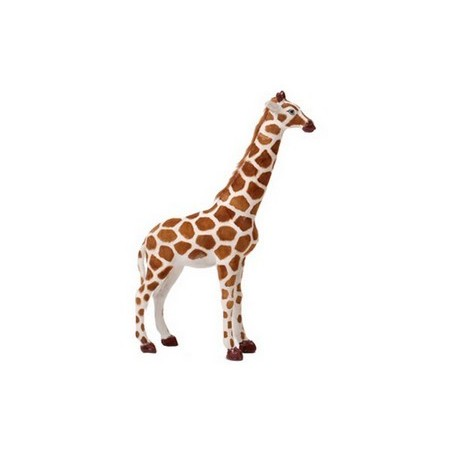 Girafe - poils - H. 41cm