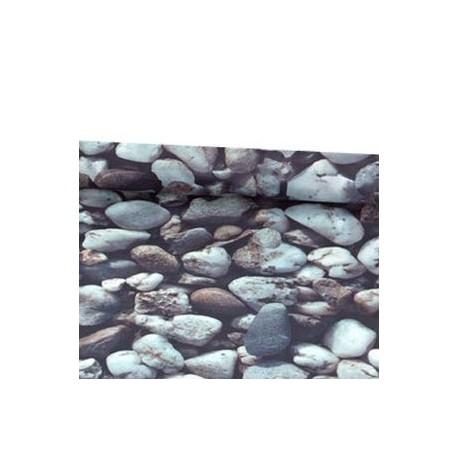 Tissu galets - Larg. 150cm    (vendu au mètre)