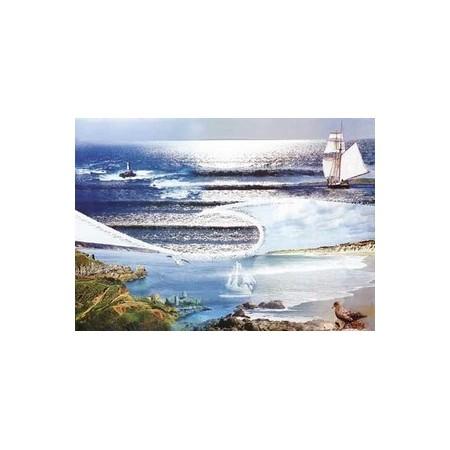 Affiche Mer - 50 x 70 cm