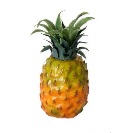 Ananas volume - pvc - H. 19cm