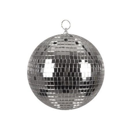 Boule à facettes disco diam: 20 cm