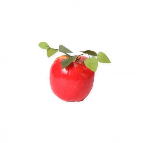 Pomme géante - polystyrène - H. 17 cm