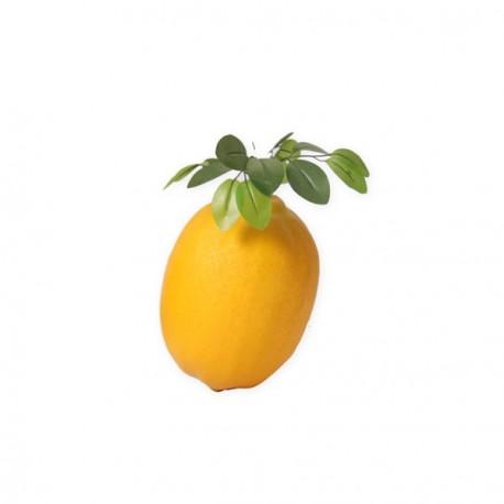 Citron géant - polystyrène - H. 32cm