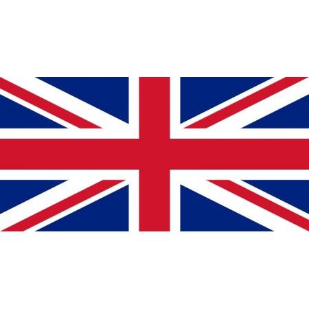 Drapeau Grande Bretagne - tissu - 90 x 150cm