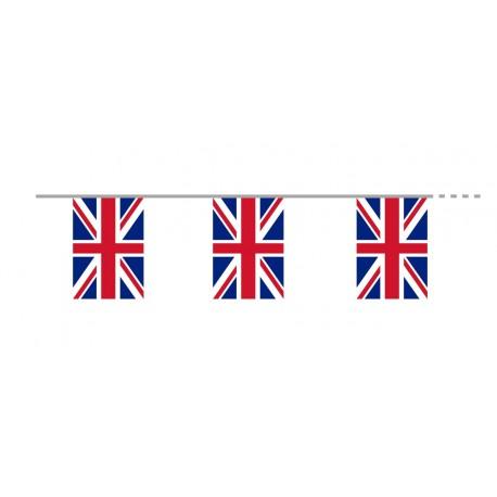 Guirlande Grande Bretagne - Long. 500cm