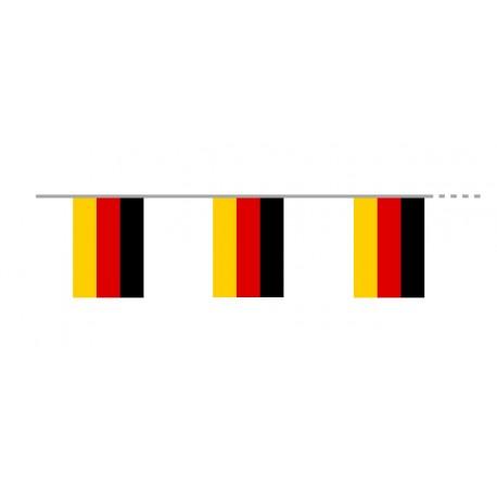 Guirlande Allemagne - plastique - Long. 500cm