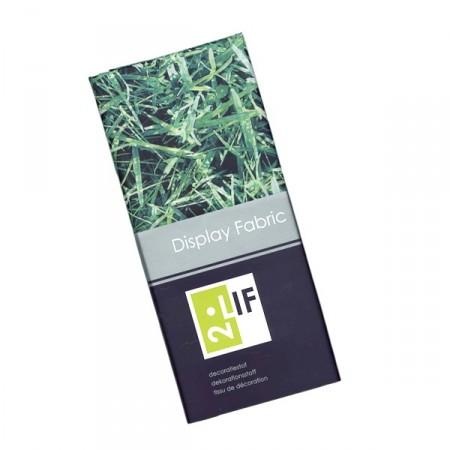 Tissu herbes - coupe de 2.50 m x 1.50 m