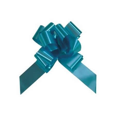 noeuds bleu pastel x 20 - polypro - 25 x 25 cm