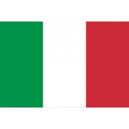 Drapeau Italie 60 x 90 cm  - tissu