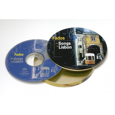 "CD Fados "" The Songs Of Lisbon"""