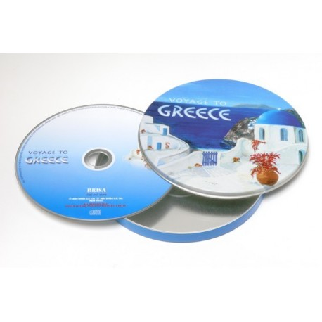 """CD """" Voyage en Grèce """""""