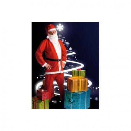 Costume de Père Noel mixte - taille unique