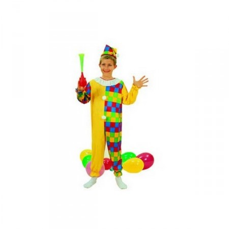 Costume clown 7/9 ans