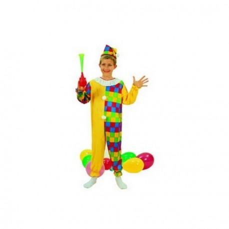 Costume clown 7/9 ans