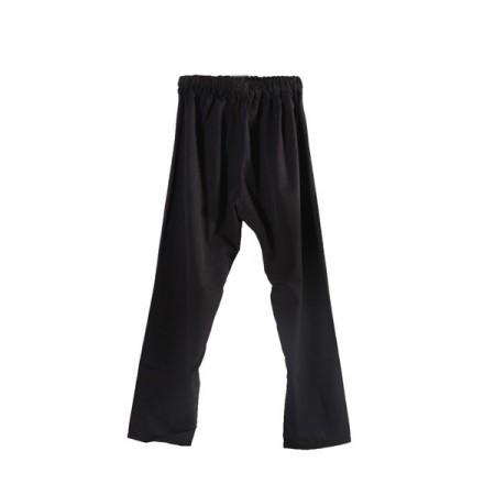 Pantalon noir, blanc ou rouge - coton