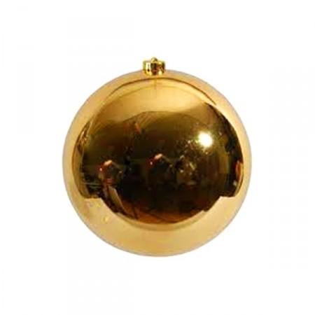 Boule or brillante X 4 diam: 100mm