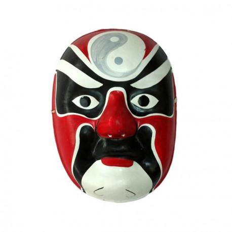 Masque d'opéra Chinois -  22 x 10 cm