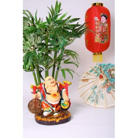 Bouddha - résine - H. 30cm