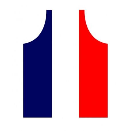 Tablier drapeau FRANCE - Polyester