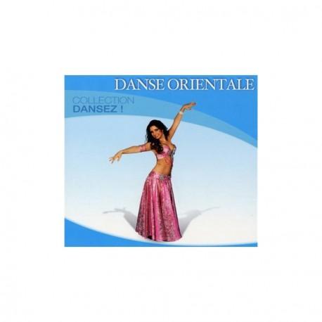 CD danse orientale