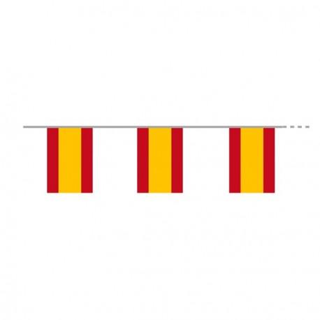 Guirlande Espagne - pvc - Long. 500cm
