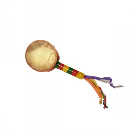 Caboulette instrument de musique Bresilien - bois - long 30cm