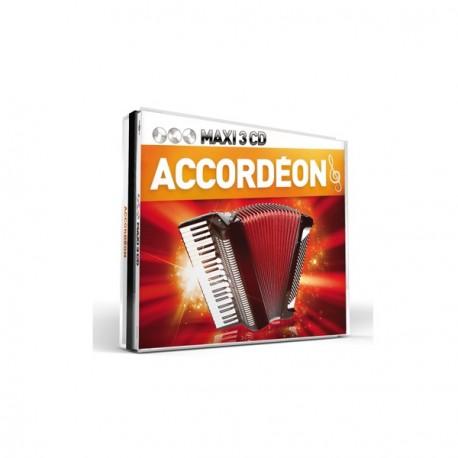 3 CD Accordéon