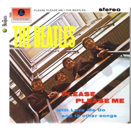 CD The Beatles - Please please me*